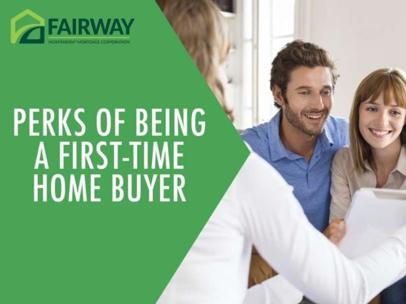 Perks of Being a First-Time Home Buyer