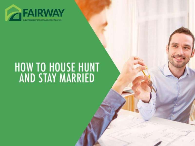 How to House Hunt and Stay Married