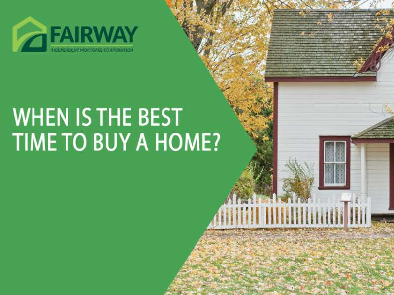 The Best Time to Buy a Home is When You're Ready