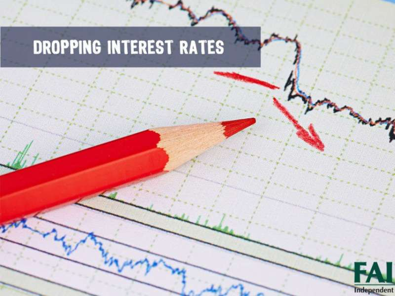 Dropping Interest Rates Make Now a Great Time to Buy