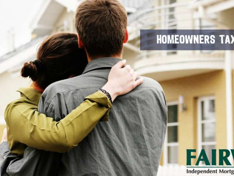 Homeowners Tax Deduction Forms