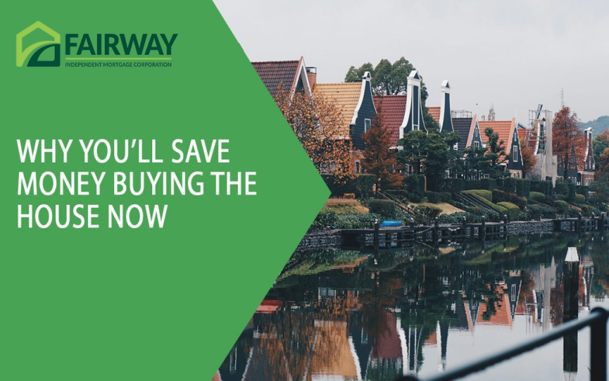 Saving Money by Buying Now